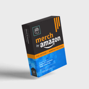 Lazymerch Merch by Amazon Monthly Full Access