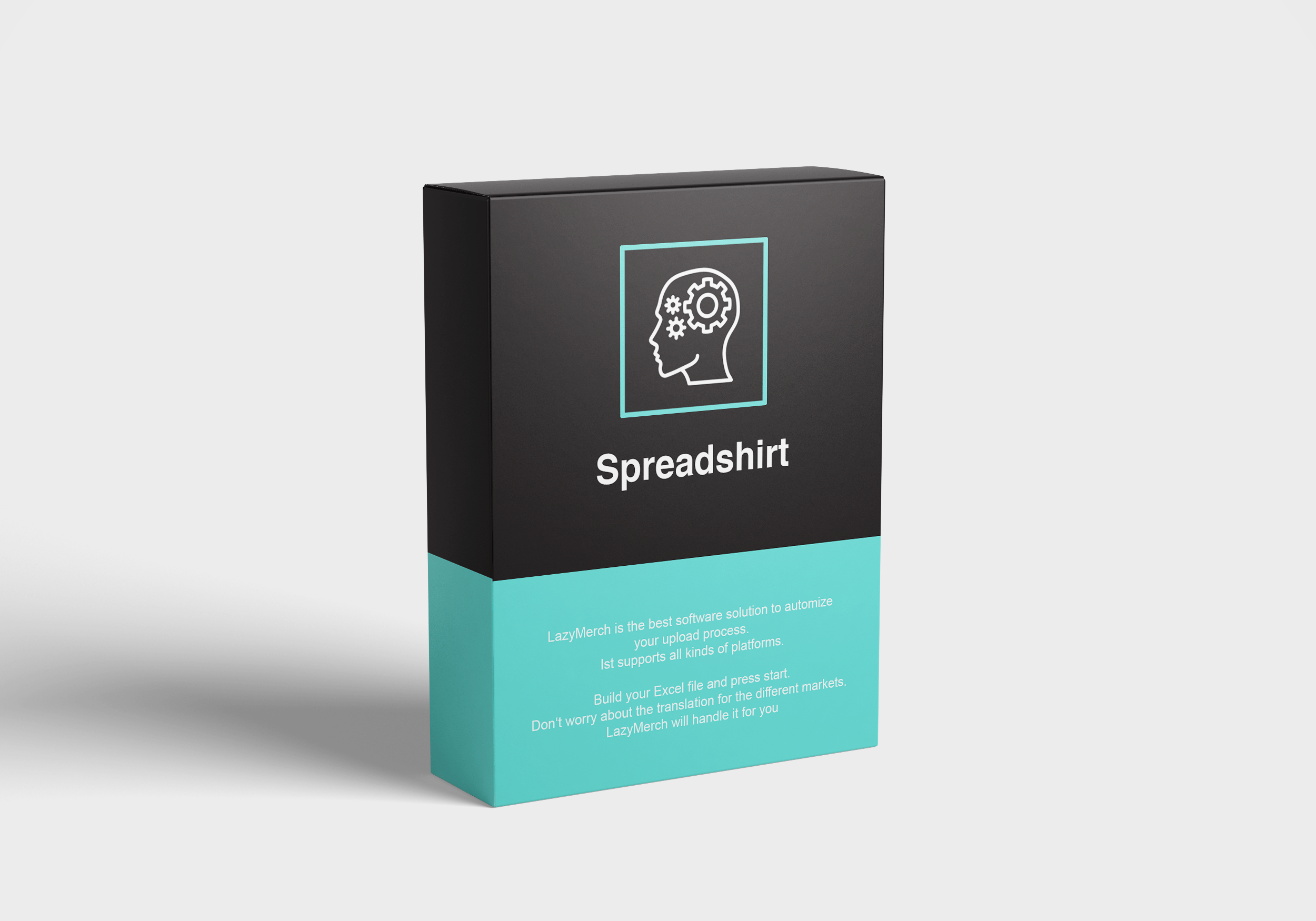 Spreadshirt monthly package